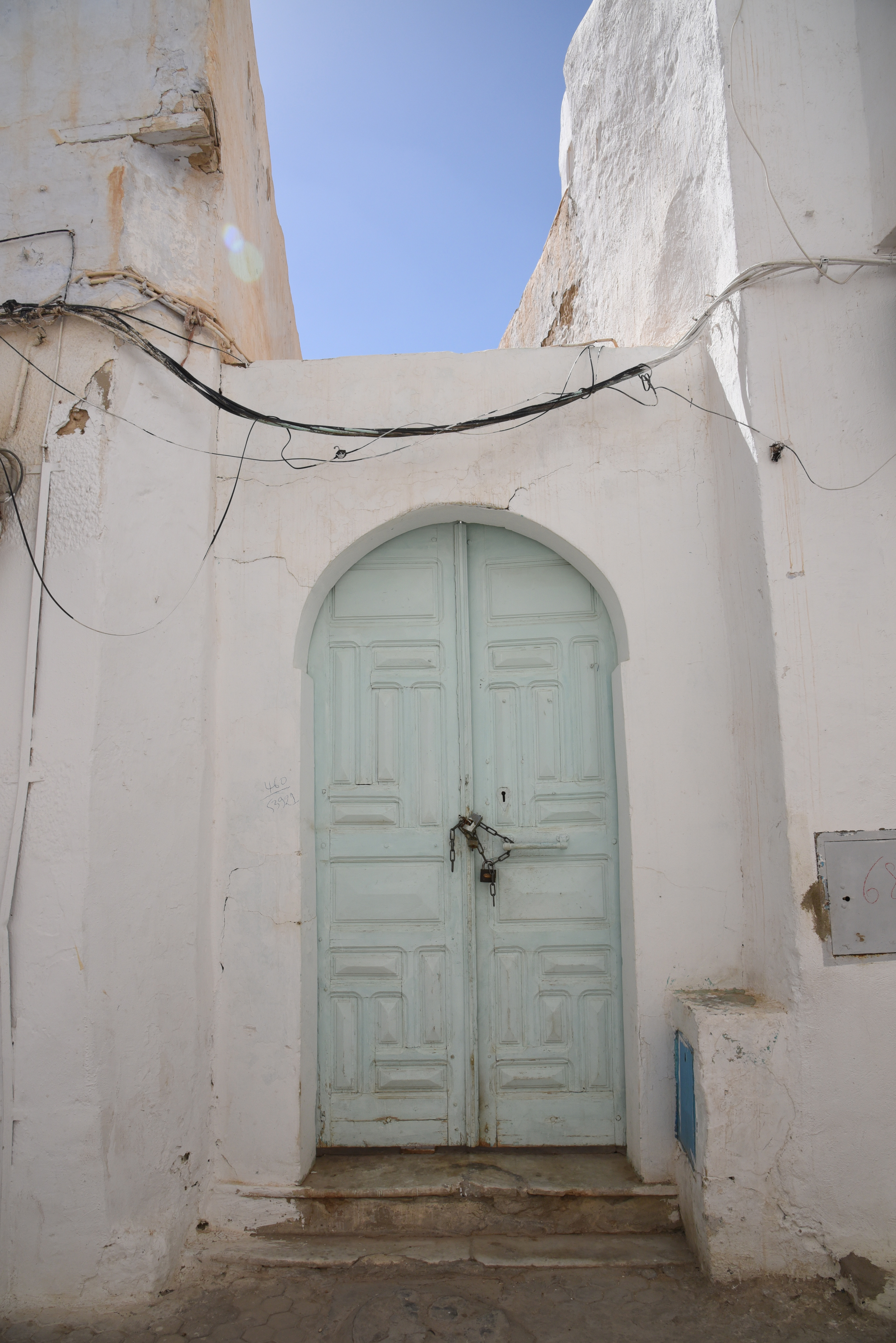 Synagogue, Kairouan, Tunisia