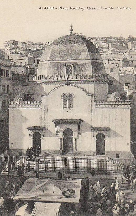 Great Synagogue (Former), Algiers, Algeria