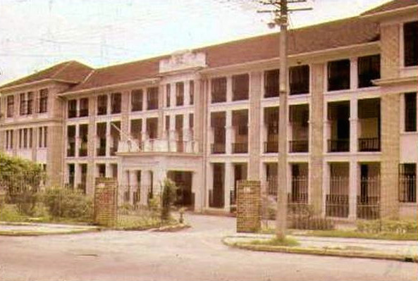 Methodist English School, Yangon (Rangoon), Myanmar (Burma)